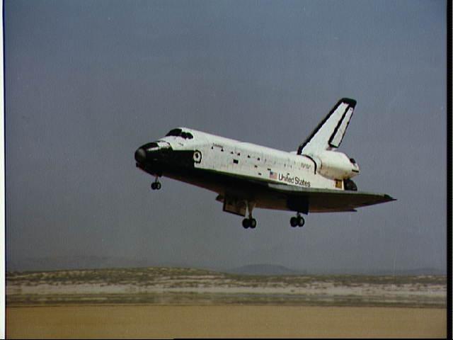 space shuttle landing in utah - photo #44